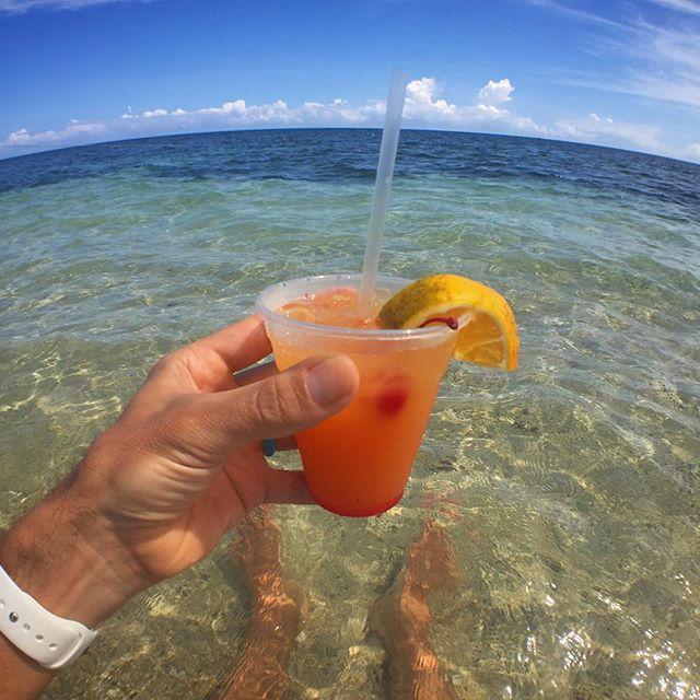 Breakfast cocktail special: Tropical Dreams