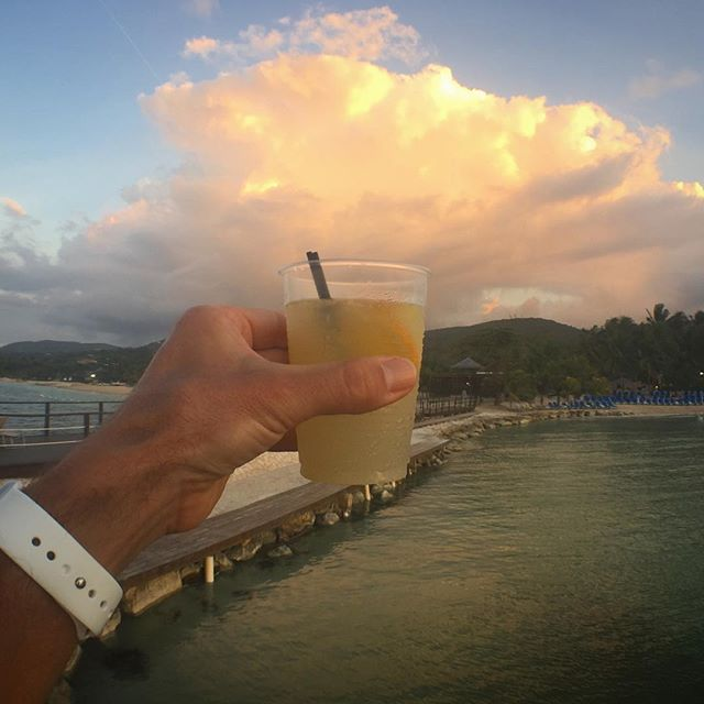Rum Sour Sundowner