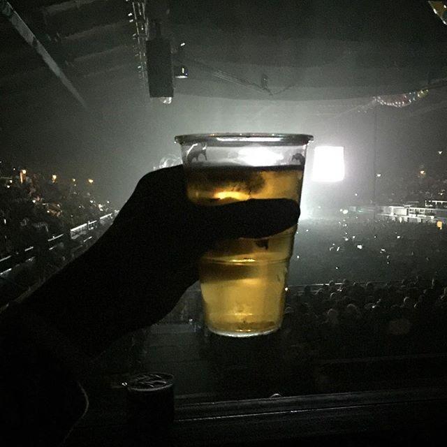Arena Beer Friday