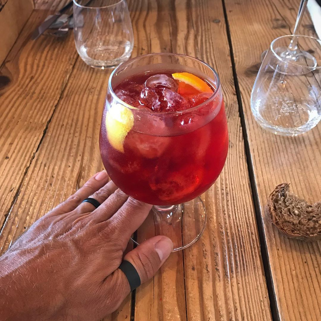One of the best things I love about Italy is that you can ask for a Negroni practically anywhere. They are usually unfussy, generous, and perfectly balanced. The most I've paid is €7, lowest €3